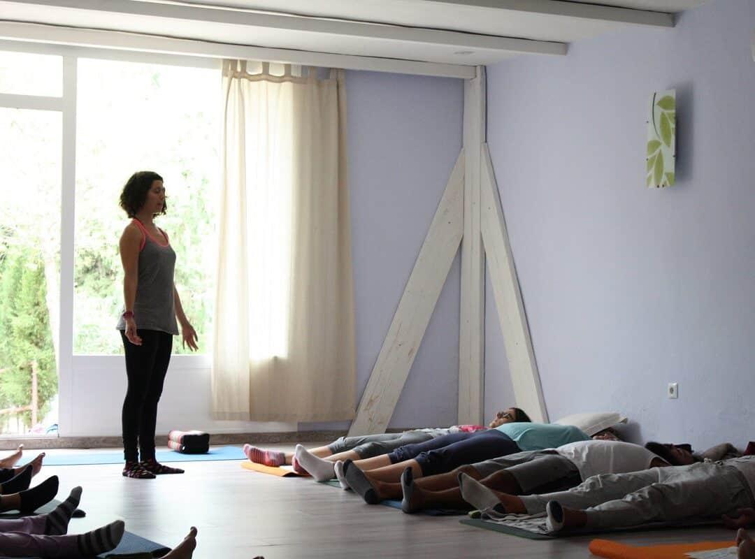Escapada de yoga