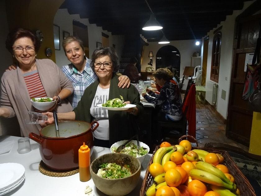 Escapada de Yoga para Mayores de 50 anos en el Gastor, Cadiz.