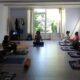 Retiro de yoga para mayores de 50 años.