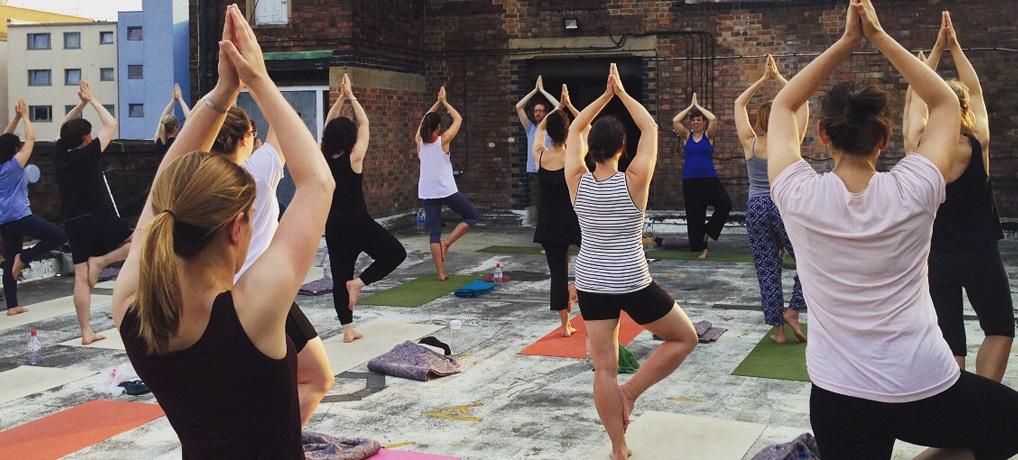 Yoga first aid blog