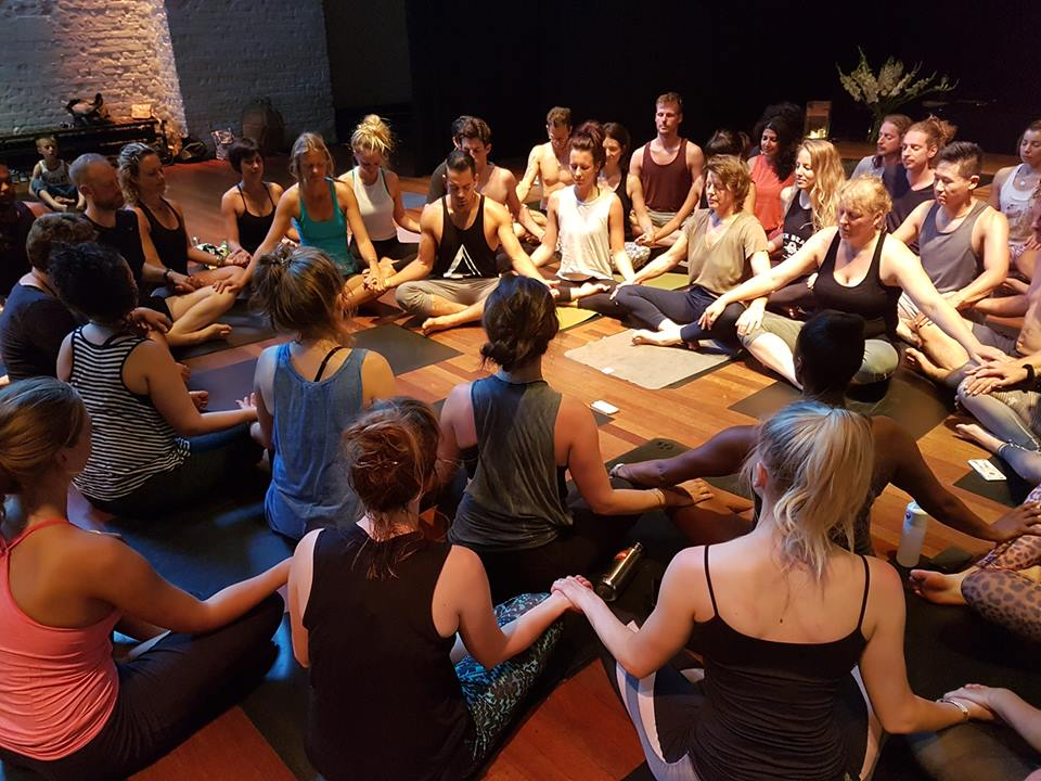 Amsterdam Yoga Fest 2017 blog