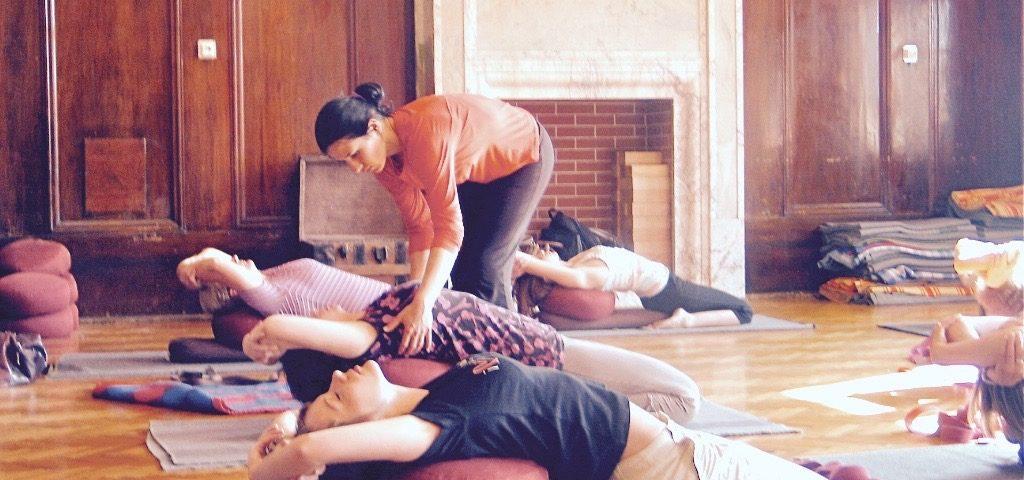 blog yin yoga practice