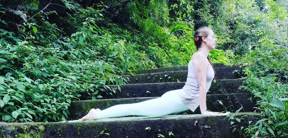 The universal balance: Yin Yoga for balancing the Chakras