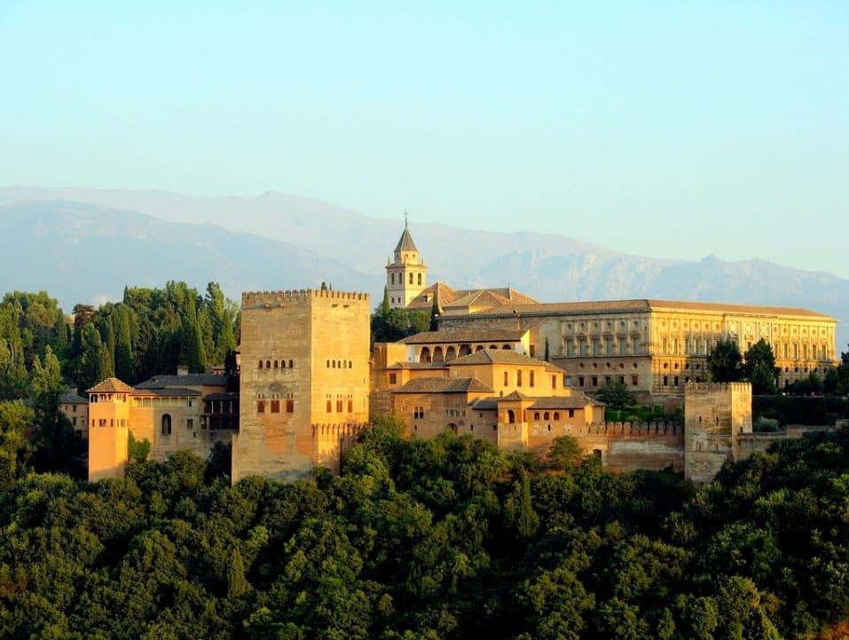 Alhambra Palace granada small
