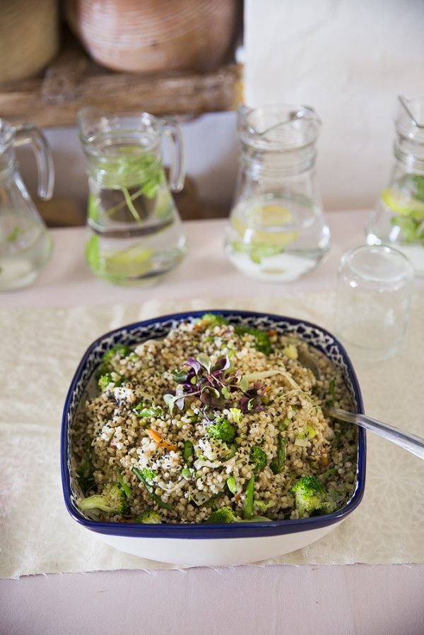 Nature salad