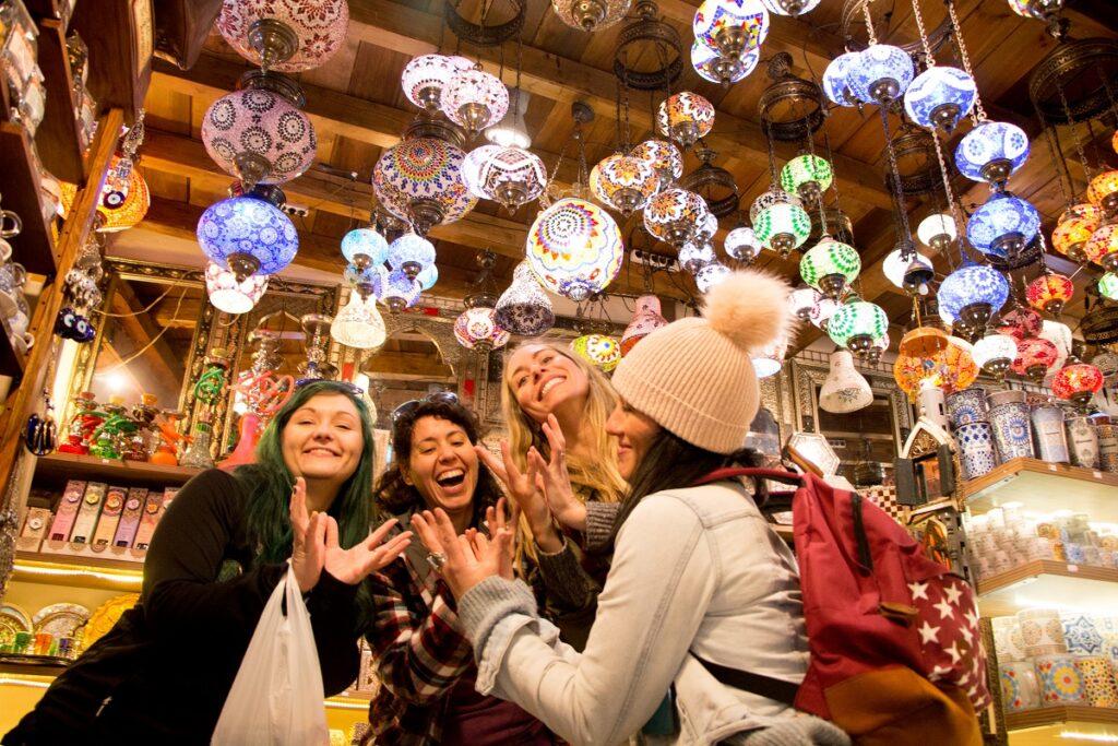 Granada Albaycin shop