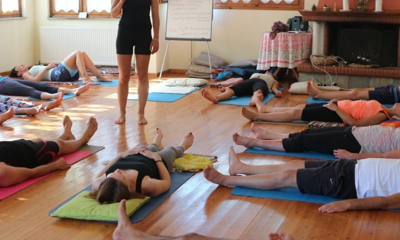 the practice of yoga blog