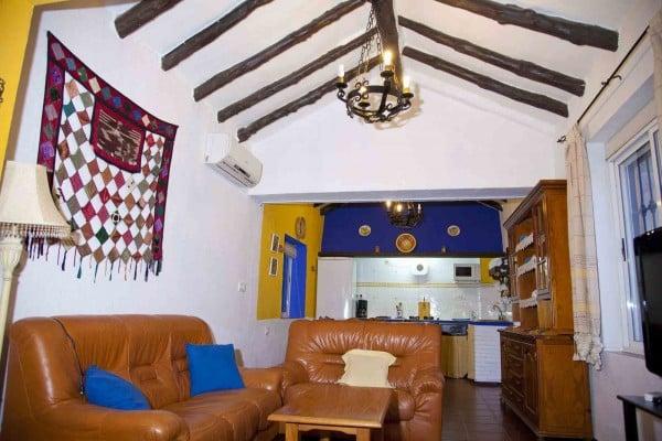 Malaga living room 1