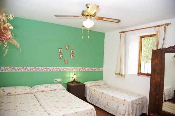 malaga triple room 1