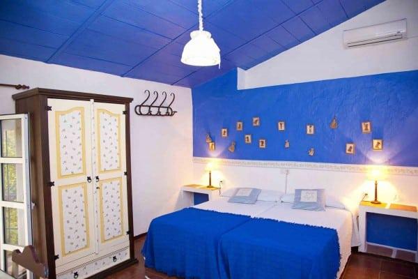 Malaga twin room 1