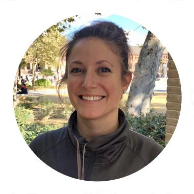 Molly Vogel yoga teacher