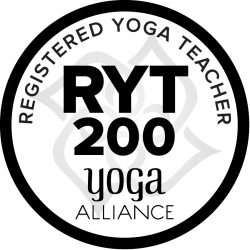 200 registered yoga teacher